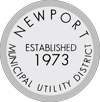 Newport Municipal Utility District Logo